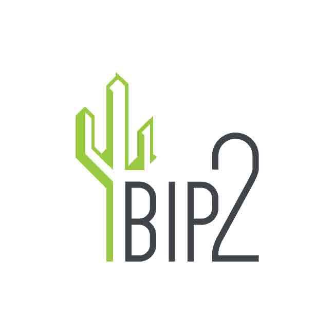 agenzia bip2 logo design