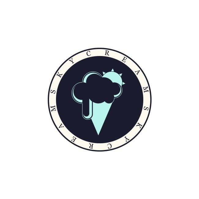 design logo gelato gelateria agenzia grafica