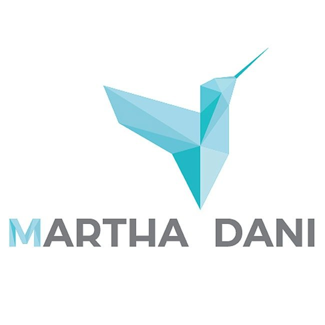 Wire Up logo Martha dani portfolio