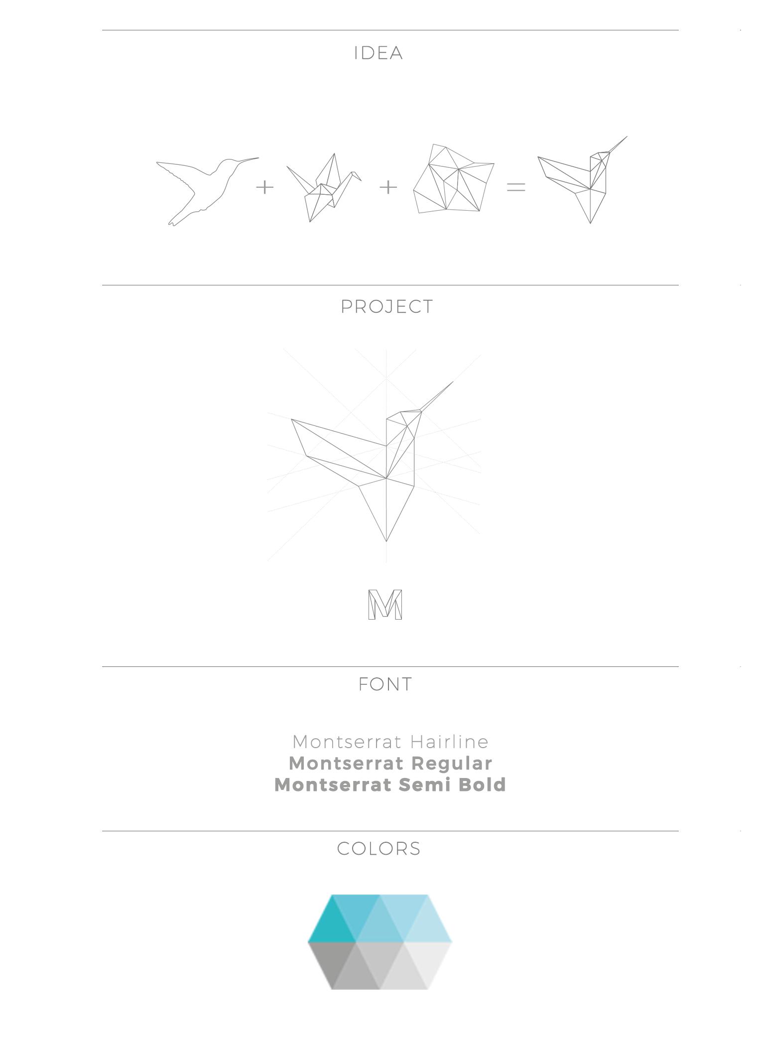 Realizzazione Logo Origami