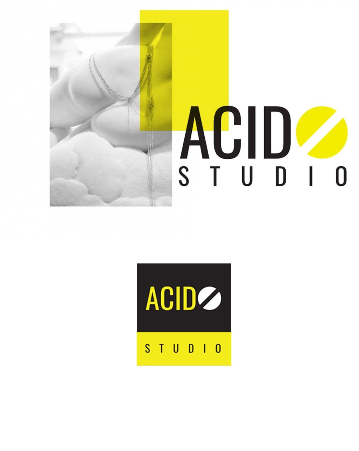 AcidoStudio studio fotografico logo