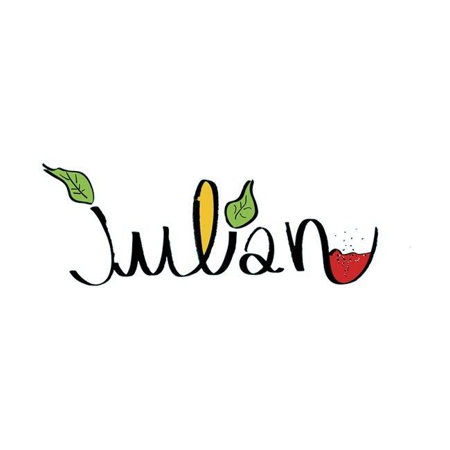 logo ristorante julian vigevano wireup