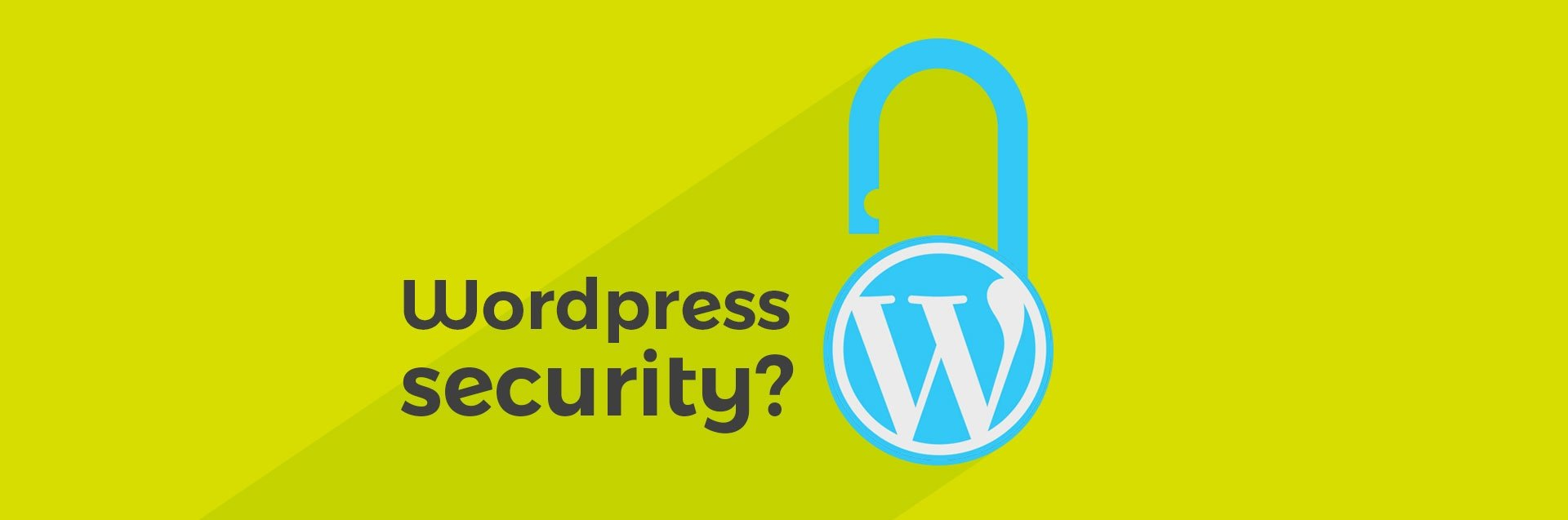 wordpress security sicurezza sito web