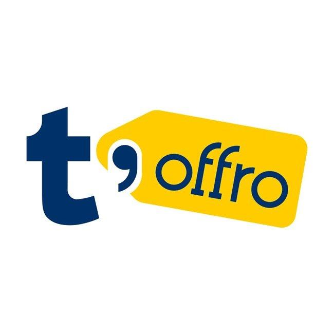 design logo toffro sito web sconti portfolio