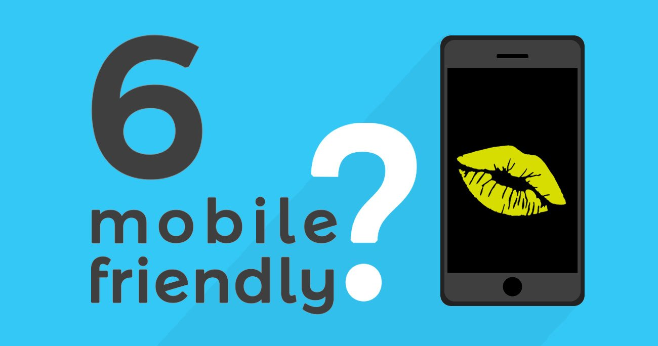 mobile-friendly ottimizzare sito web per telefoni