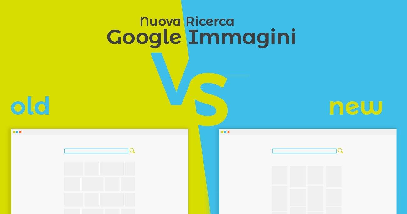 nuova interfaccia google ricerca immagini