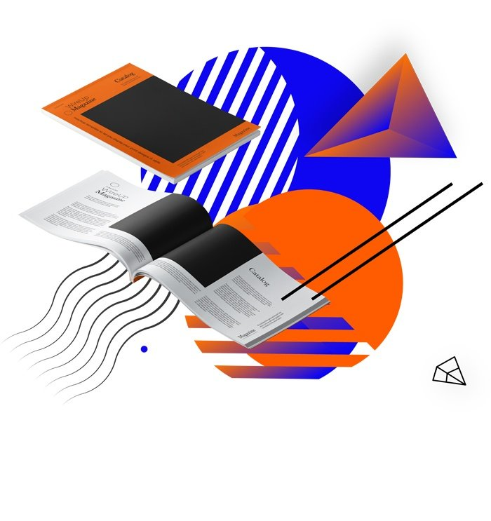 agenzia grafica depliant brochure cataloghi