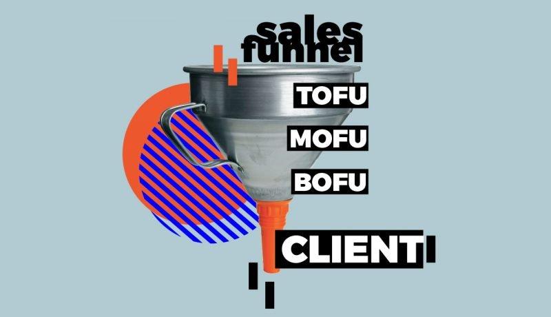 sales funnel lead bofu mofu tofu wireup web agency
