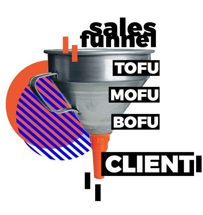 sito b2b sales funnel lead web agency wireup