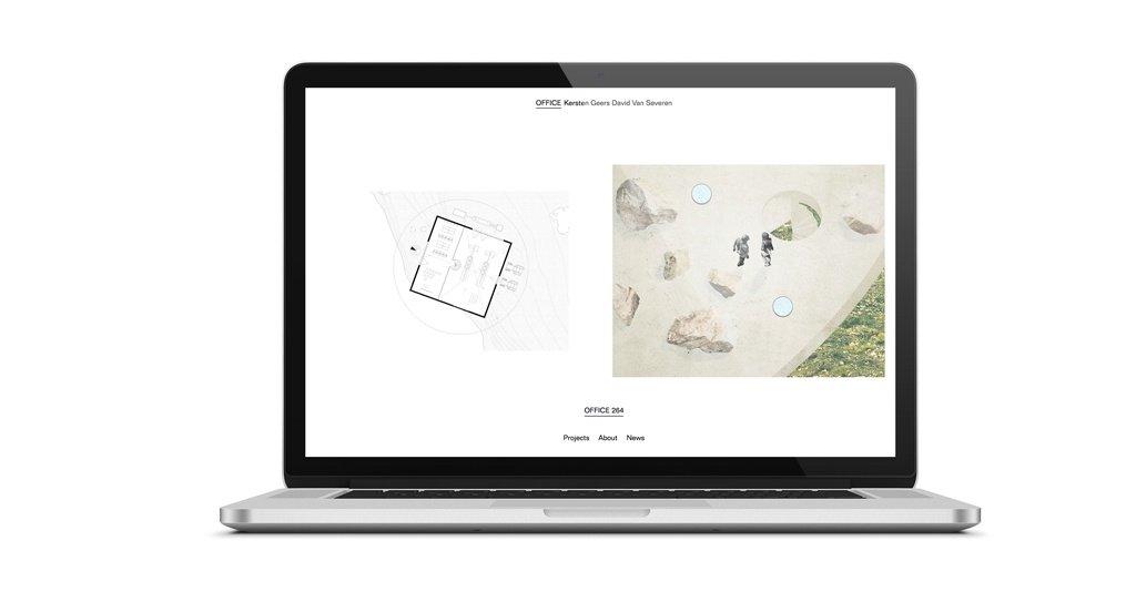 Kersten Geers David Van Severen sito architettura