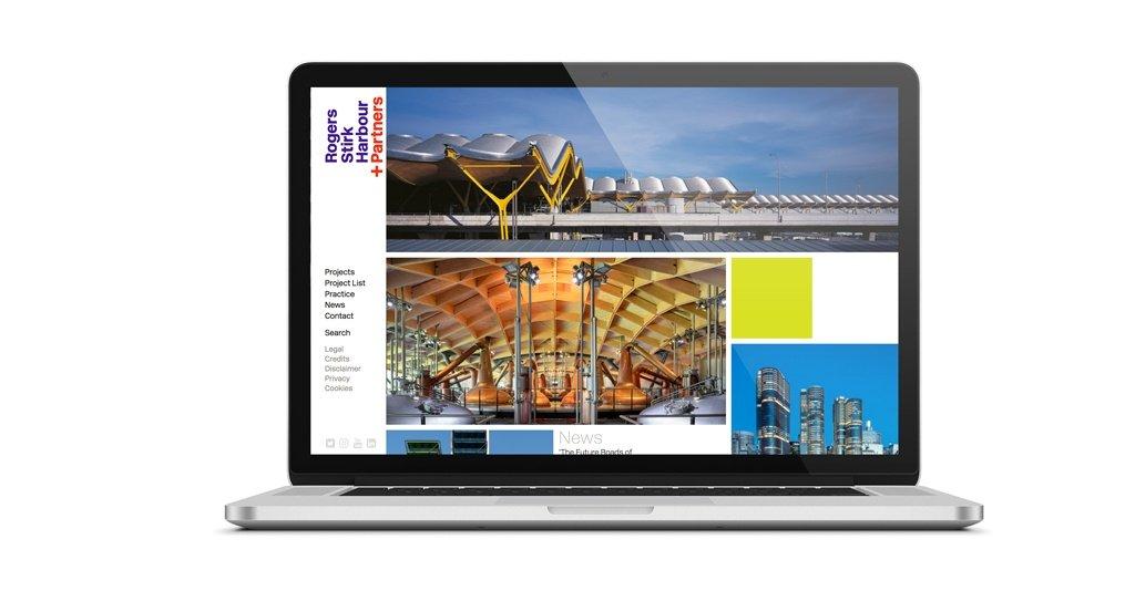 RICHARD ROGERS sito architettura siti architetti