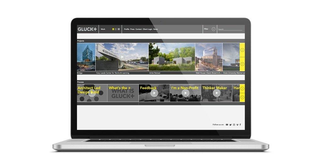 gluckplus sito architettura siti architetti