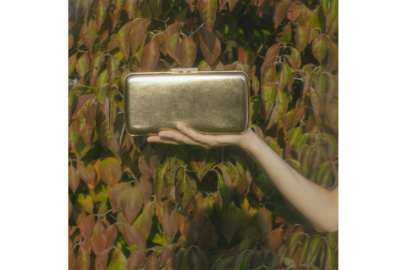 foto campagna gianvito rossi borsa