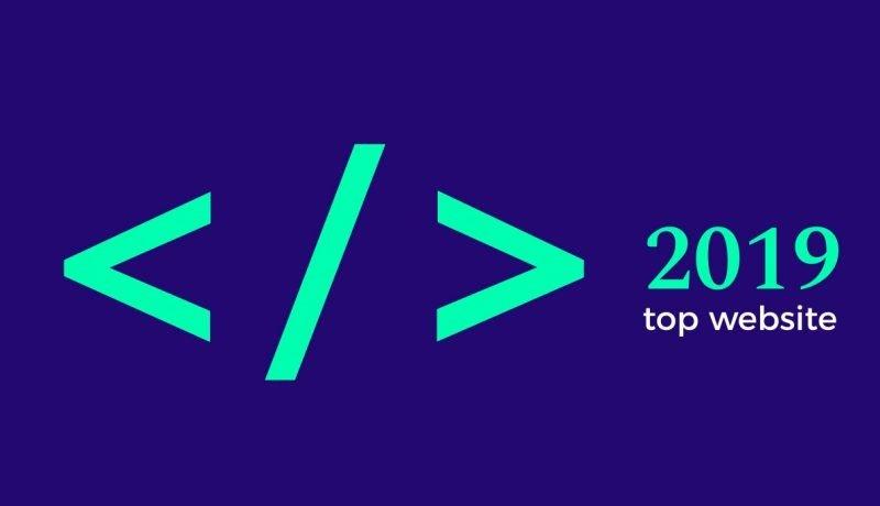 Siti web Belli i migliori siti web del 2019