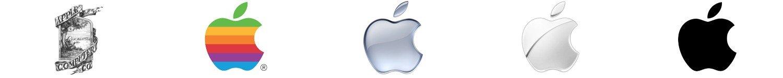 apple logo storia loghi famosi