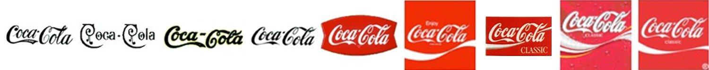 coca cola logo storia