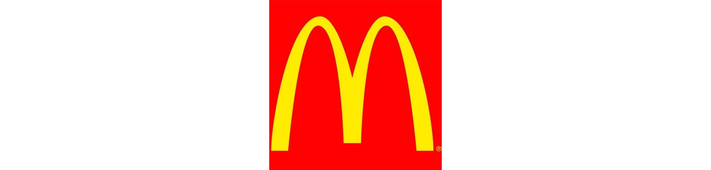 loghi famosi logo mcdonald