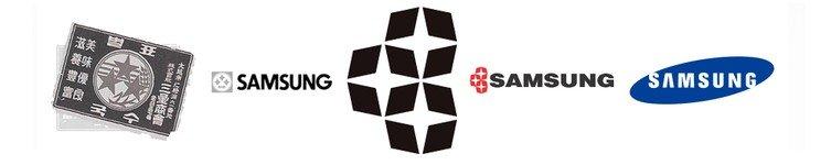 sumsung logo storia loghi famosi
